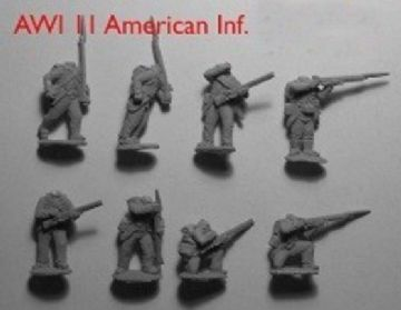 KMM AWI11 American Infantry 1